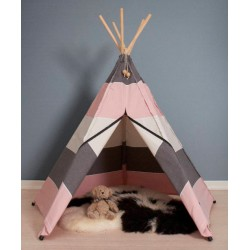 Hippie Tipi Tent - North Rose