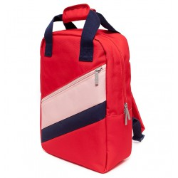 Backpack poppy red L