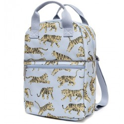 Backpack tigers grey L