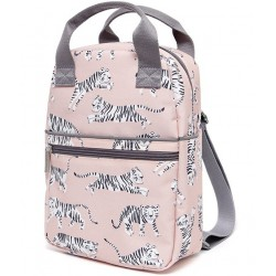 Backpack white tigers L