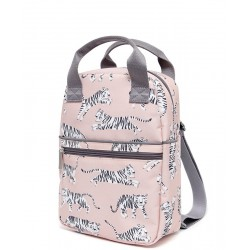 Backpack white tigers S