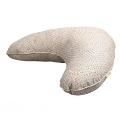 Filibabba - Feeding Pillow - Leafed - Nature White - One size