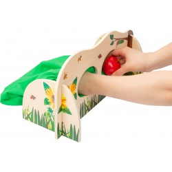 The Very Hungry Caterpillar Touching Wall