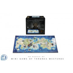 4D Mini City Puzzel - Game of Thrones Westeros (350)