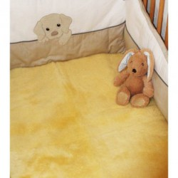 Lambskin bed-liners