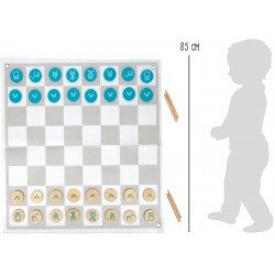 Draughts and Chess