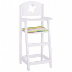 Doll high chair, Susibelle