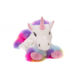 Wärmekuscheltier Einhorn Rainbow Premium Collection