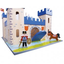 elin Toys - Castle with play figures
