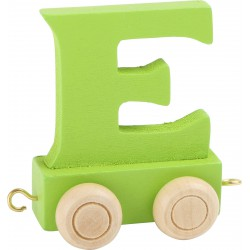Coloured Letter Train E