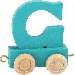 Coloured Letter Train G