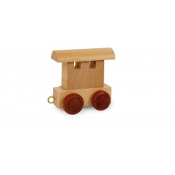 Alphabet Train Waggon