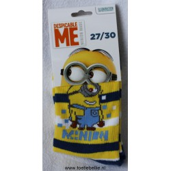 Minion socks 27/30