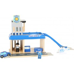 Police Station with Accessories