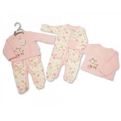 Baby Girls 2 Pieces Set - Little Deer