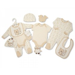 Baby 6 pcs Gift Set - Sleepy Time