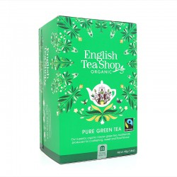 English Tea Shop Organic Pure Green Tea -- 20x2g