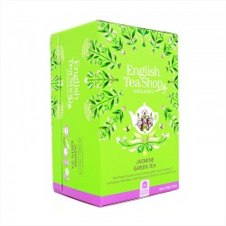 English Tea Shop Organic Jasmine Green Tea -- 20x2g