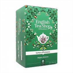 English Tea Shop Organic Mighty Matcha -- 20x1.75g
