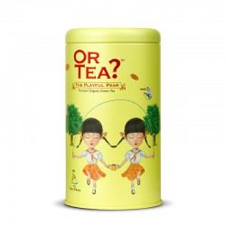 Or Tea? The Playful Pear organic loose green tea -- 85 g