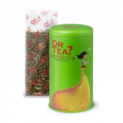 Or Tea? Mount Feather Organic green tea loose -- 75 g