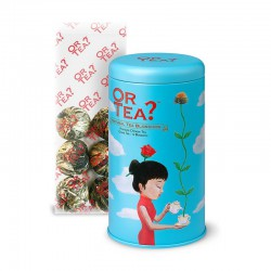 Or Tea? Natural Tea Blossoms Green Tea with Marigold -- 42 g