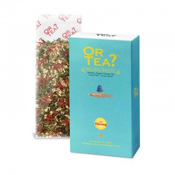 Or Tea? Ginseng Beauty Organic Green Tea refill -- 75 g