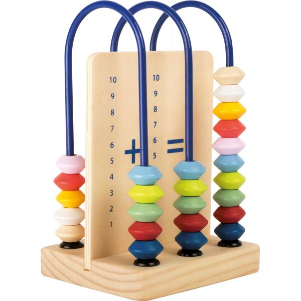 Small Abacus Learning Toy