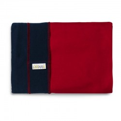 Stretchy Wrap Duo Line - Navy Red