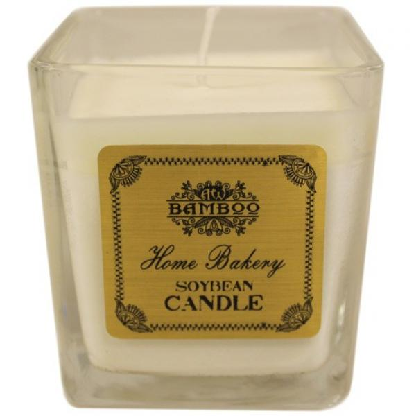 Soy Wax Jar Candle - Home Bakery