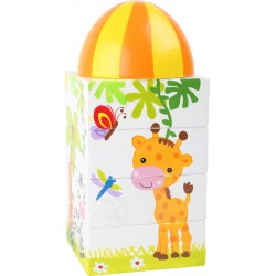 Baby Animal Peg Game