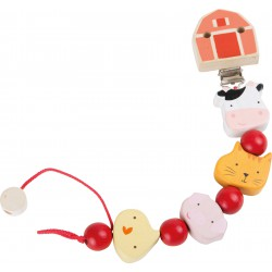 Baby Soother Chain Farm