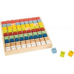 Colourful Tables Learning Toy