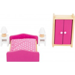 Doll's House Furniture Bedroom