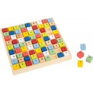 Educational Toy Colourful Sudoku