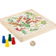Snakes and Ladders Game To Go