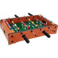 Wooden Table-Soccer
